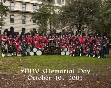 FDNY Memorial Day 2007